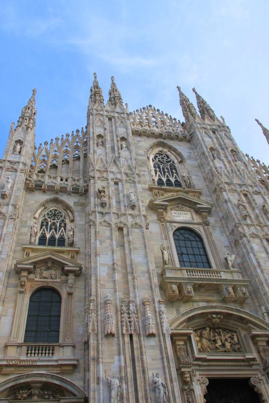 Duomofacade